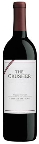 The Crusher Cabernet Sauvignon Wilson Vineyard